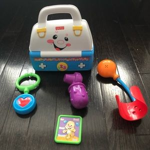Fisher Price Laugh + Learn Sing Along Medical Kit